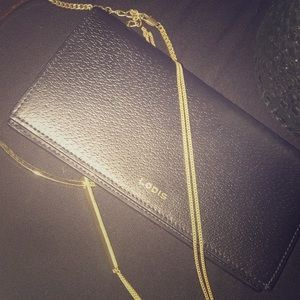 Black LODIS Wallet!!